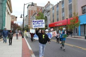 NJ Weedman leading cannabis march in Trenton
